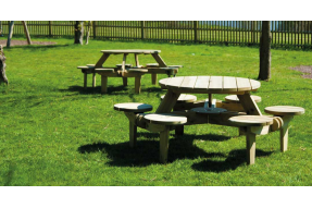 Gleneagles Picnic Table
